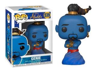 Funko Pop Aladdin Gennie 539