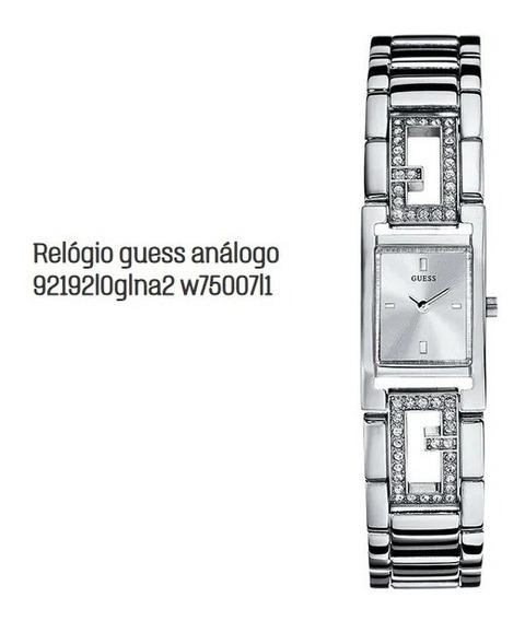 Relógio Original Guess Análogo Prata