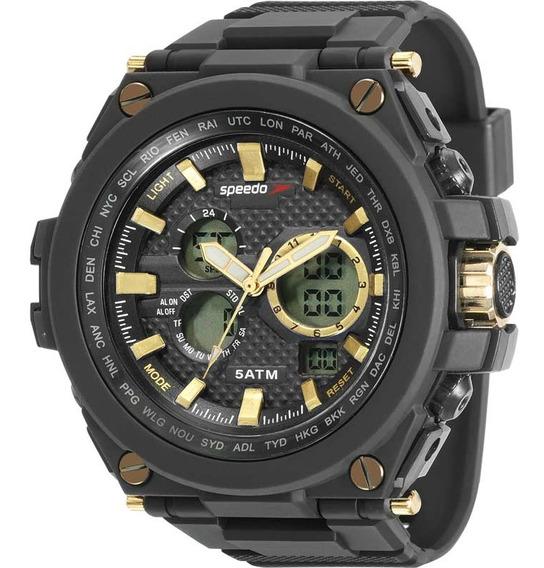 Relógio Speedo Masculino Anadigi Ref.: 81160g0evnp1