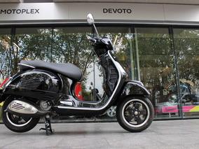 Vespa 300 Gts S Negra Motoplex Devoto