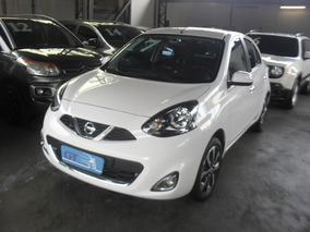 Nissan March 1.6 Sv Mecanico Flex