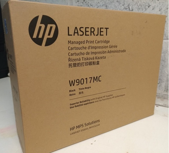 Toner Hp W9017mc P/ Enterprise M506dn M527z M527c 18k Copias