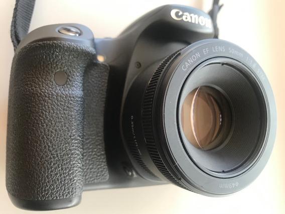 Canon 70d + Lente Canon 50mm Ef F 1.8 Stm