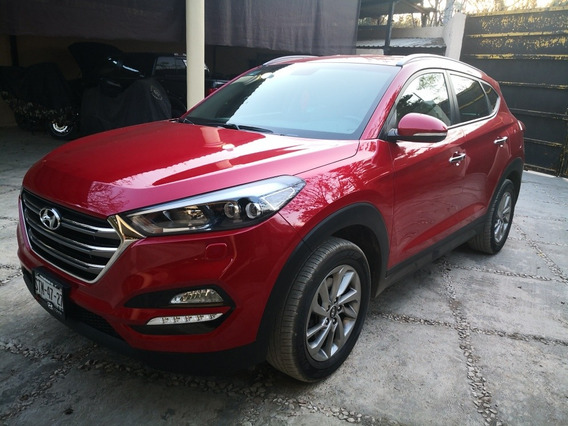 Hyundai Tucson 2.0 Limited At 2016