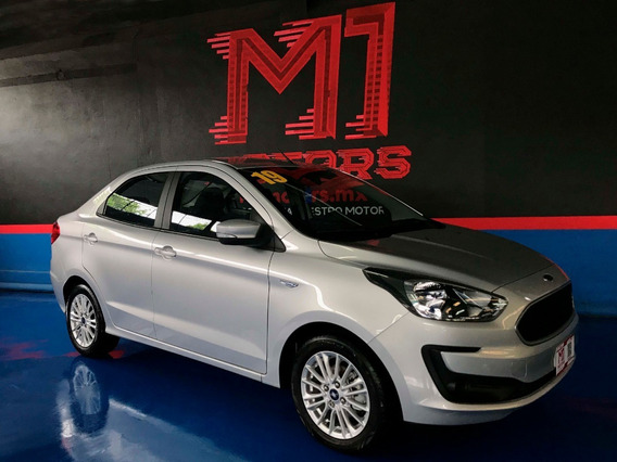 Ford Figo Energy Mt 2019 Plata $ 192,500