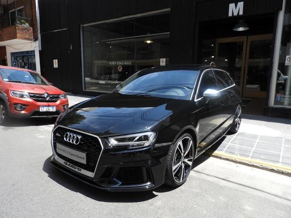 Audi Rs3 Sportback 2.5 400cv Stronic - Motum (dolar Oficial)
