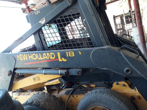New Holland Ls-180