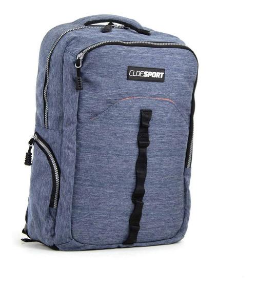 Backpack Porta Laptop 16 Pulgadas Semi Estructurada Cloe Spo