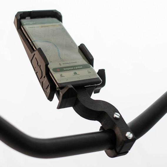 Soporte Celular Gps Moto Bici Cdv 3.0 Combo 3 Agarres!