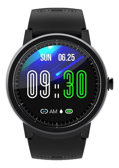 Senbono S10pro Relógio Inteligente Rodada Tela Cores De Toqu
