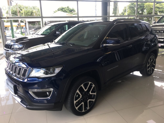 Jeep Compass Limited Plus My 2019 Azul