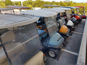 Carros De Golf Varias Marcas Eléctrico Y Gas Desde 45,000.00