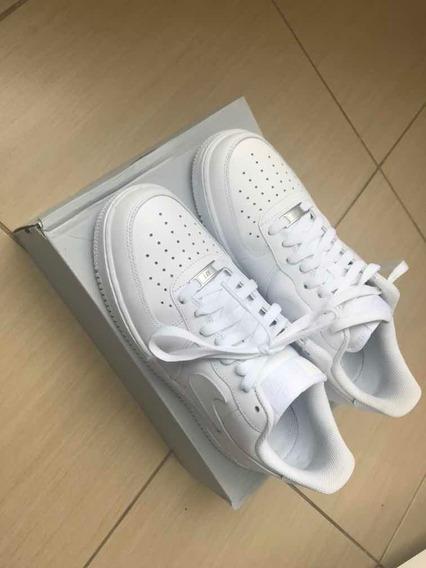 Tênis Nike Air Force One Branco 41