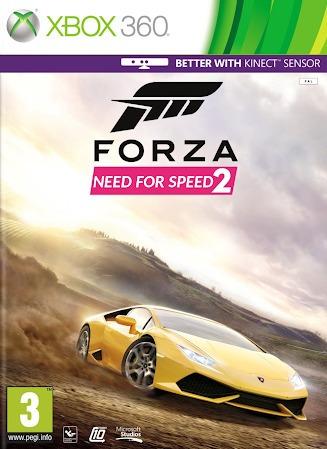 Forza Horizon 2 Xbox360 Mídia Digital Transferência Licença