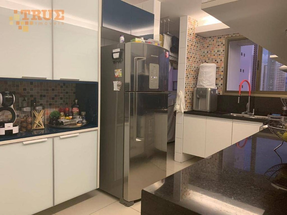 Apartamento Com 2 Dormitórios À Venda, 109 M² Por R$ 840.000 - Imbiribeira - Recife/pe - Ap3353