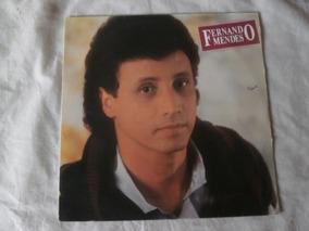 Lp Fernando Mendes 1989 Deita E Rola, Disco Vinil Seminovo