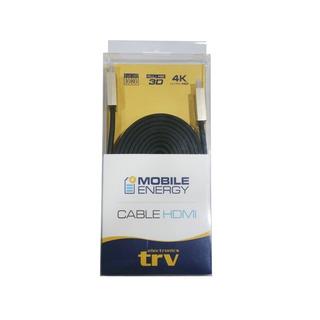 Cable Hdmi Trv 3 Metros Ultra Hd 3d 4k 1080p