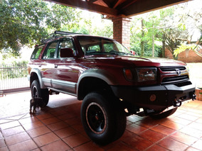 Toyota Sw4 3.0 Wide Body Unica Con Accesorios Impecable