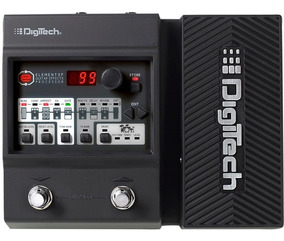 Pedaleira Para Guitarra Digitech Element Xp + Fonte Original