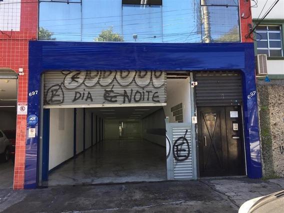 Salão Comercial Com 250 M² No Ipiranga. - 14201