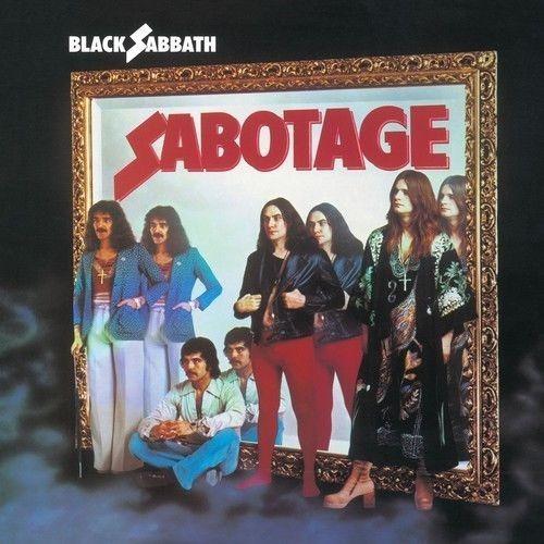 Lp Black Sabbath Sabotage Vinil 180g Lacrado Import Vertigo