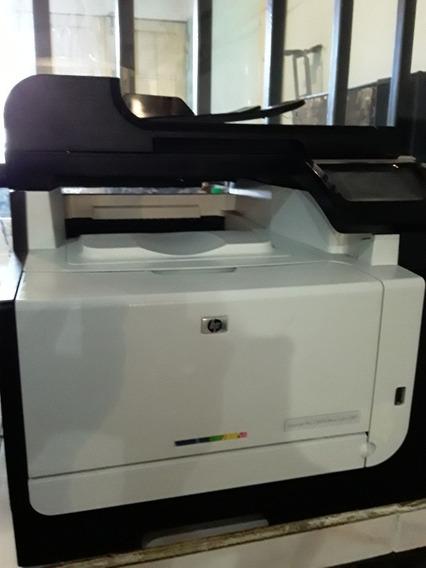 Impresora Hp Laser Jet Pro Cm1415 Fnw Color Wifi
