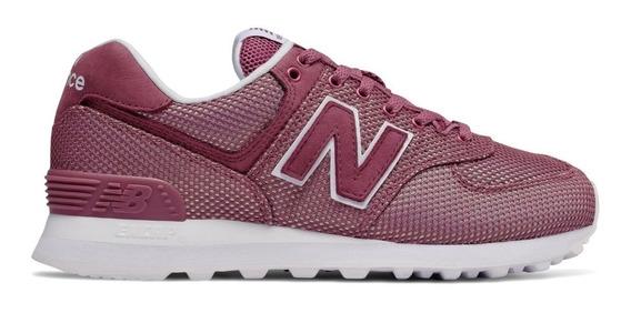 Zapatillas New Balance Wl574 Ubb De Mujer