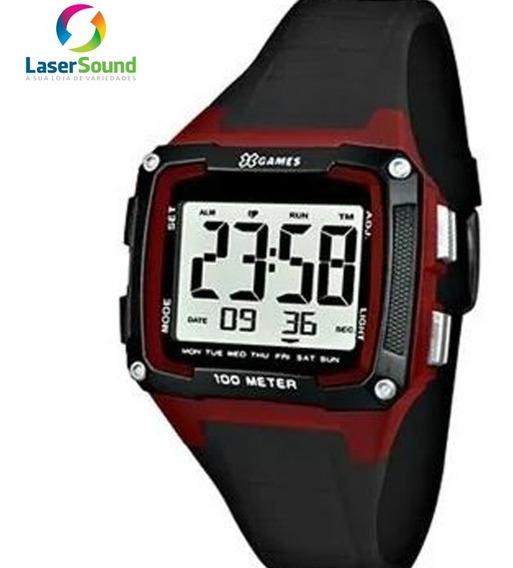 Relógio X-games Masculino Xgppd095 Bxpx C/ Garantia E Nf