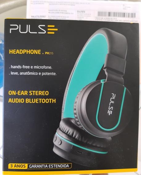 Headphone Sem Fio Pulse 215 Bluetooth