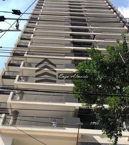 Apartamento Para Venda Em São Paulo, Santa Cecilia, 2 Dormitórios, 1 Suíte, 1 Vaga - 0494_1-1341316