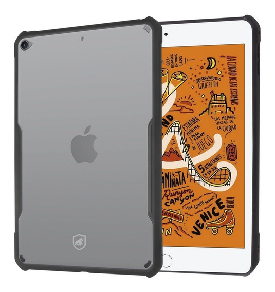 Capa Capinha Case Dual Shock X iPad Mini 5 - Gorila Shield