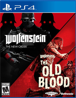 Wolfenstein: The Two-pack - Ps4
