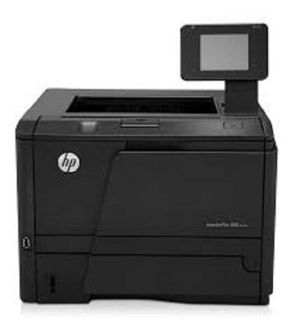 Impresora Hp Laser Pro M401 Dne (540 American)