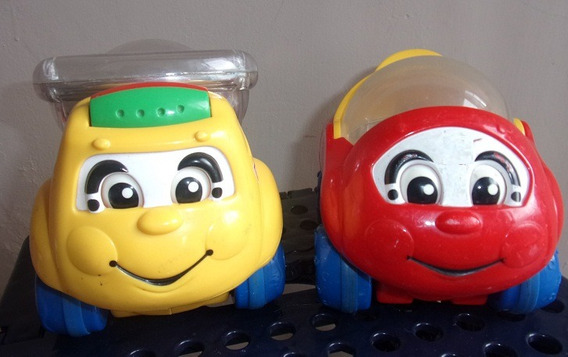 Carritos Fisher Price De Bebes - Con Sonajero Al Girar