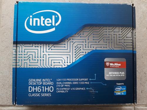 Tarjeta Madre Intel Dh61ho Socket 1155