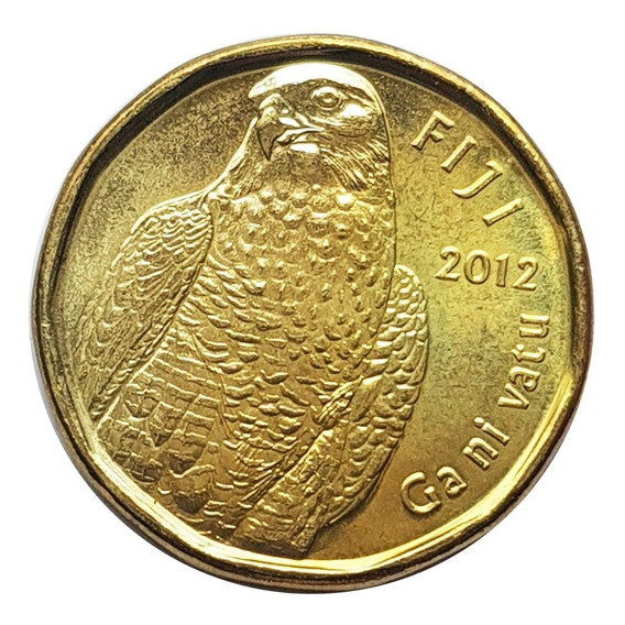 Ch C / Fiji, 2 Dollars 2012 Km#337