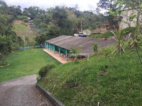 Chácara Com 2 Dormitórios À Venda, 2960 M² Por R$ 450.000,00 - Granja Urupês - Santa Isabel/sp - Ch0083
