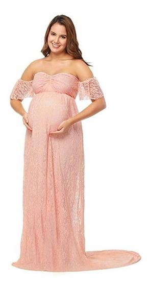 Vestidos Para Embarazadas Casual Justvh Varios Colores