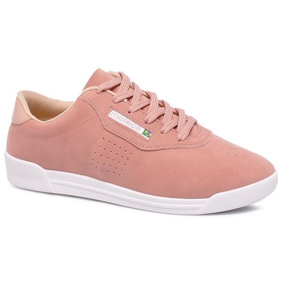 Tênis Moleca 5442100 Rosa