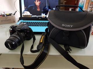 Cámara Nikon D3300 Como Nueva