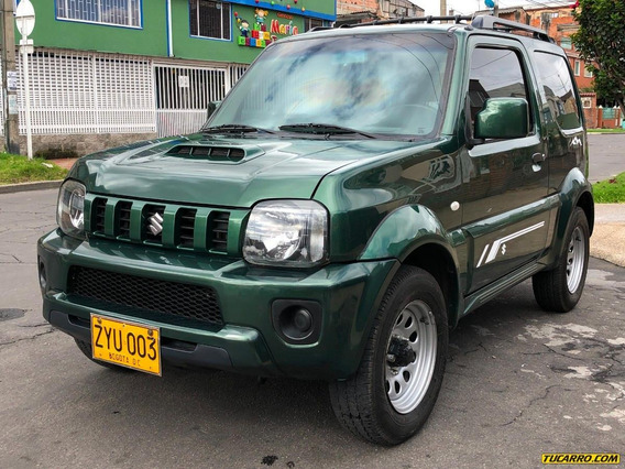 Suzuki Jimny 4x4 1300icc 3p Mt Aa Dh Fe