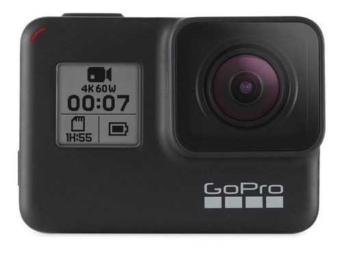 Câmera GoPro Hero7 4K  CHDHX-701 NTSC/PAL black