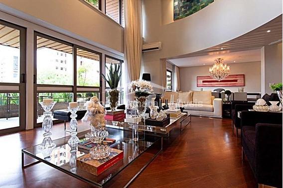 Apartamento À Venda Em Cambuí - Ap007138