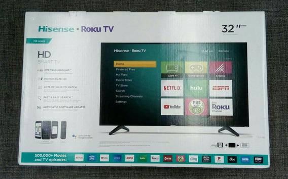 Tv Hisense 32 Roku Tv