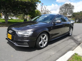 Audi A4 Luxury 1.8 Turbo At Sline