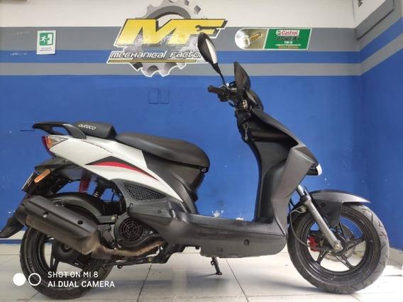 Agility Rs 125 2013 Soat Nuevo