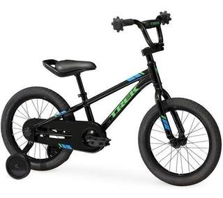 Bicicleta Trek Precaliber Rodado 16 Boys; 6 Cuotas!!