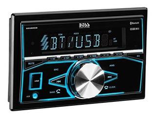 Equipo De Audio De 820brgb Para El Jefe De Audio - Doble Din