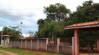 Chácara Residencial À Venda, Agenor, Salto De Pirapora. - Ch0278