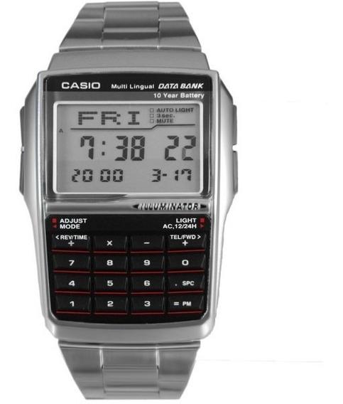 Relogio Unissex Calculadora Dbc-32d-1adf - Casio - Original